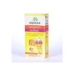 AQUILEA magnesio+potasio 28c efervescente