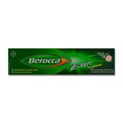 BEROCCA boost 15comp
