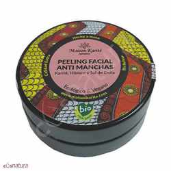 Peeling facial antimanchas