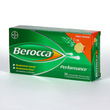 BEROCCA performance naranja efervescente 30comp